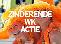 Zinderende WK Actie Krooncasino