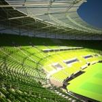 Miejski Stadion in Wroclaw