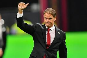 Frank de Boer nieuwe bondscoach Oranje