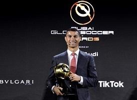 Cristiano Ronaldo 'Speler van de Eeuw' op discutabel evenement