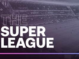 Super League van de baan: 1-0 voor de fans