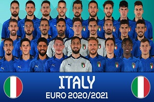 Ook zoals verwacht: Italië bereikt als eerste de EK-finale